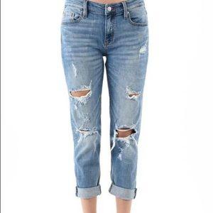 American Rag Low Rise Girlfriend Jeans